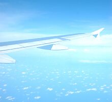 aircraft wing by bayu harsa