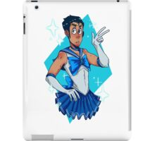 sailor jaime! iPad Case/Skin