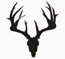 Deer Skull Kids Tee