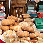 Impression of a festival market in Shipley UK 2008 by patjila