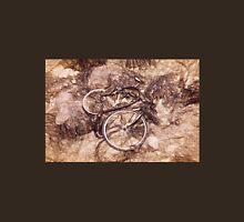 Abandoned Bike - Impressions Unisex T-Shirt