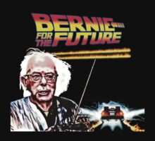 Bernie for the Future by refalex