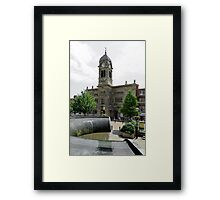 The Guildhall, Derby Framed Print