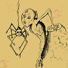 Untitled Sketch by humanwurm