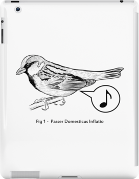 Passer Domesticus Inflatio by zomboy