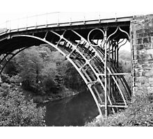 Heavy Metal 2 ~ Ironbridge Again Photographic Print