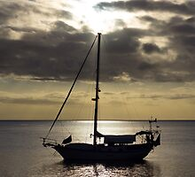 Sailing into paradise by age-photography
