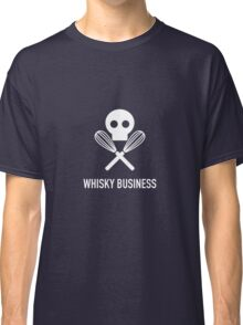 Whisky Business - white Classic T-Shirt