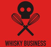 Whisky Business One Piece - Long Sleeve