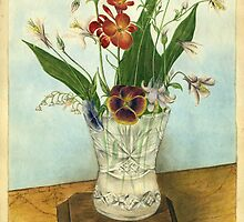 Vase of Flowers (1947) by wippapics