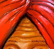 Turban Wrinkles by seanh