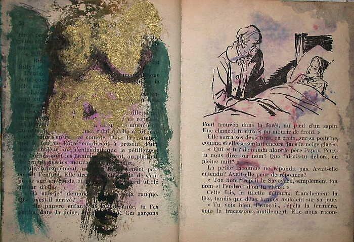 Les six compagnons et l'homme de neige by ArtLacoque