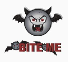 VAMPY BAT BITE ME by Michelle Scott