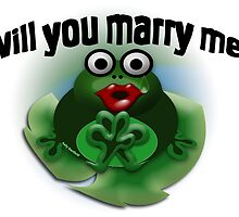 Will you marry me? by schmeer