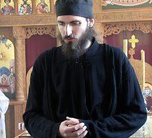 Praying to God by branko stanic