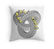 Roller Knot Throw Pillow