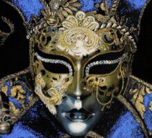 Venetian Mask Sticker