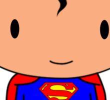 Superman Chibi Sticker