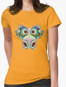 Cavemo Womens Fitted T-Shirt