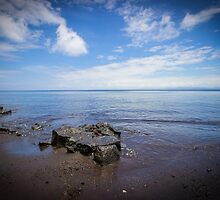 The Black Sand Beach by age-photography