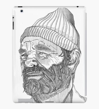 Steve Zissou (Bill Murray) iPad Case/Skin