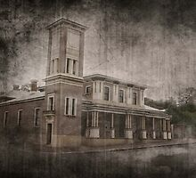 Carcoar Court House by garts