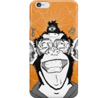 Hear No Evil iPhone Case/Skin