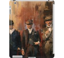 Shelby Brothers iPad Case/Skin