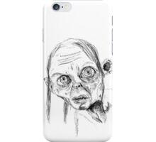Smeagol/Gollum iPhone Case/Skin