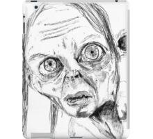 Smeagol/Gollum iPad Case/Skin