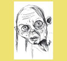 Smeagol/Gollum Kids Clothes