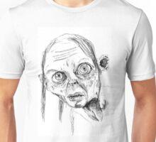 Smeagol/Gollum Unisex T-Shirt