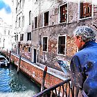 Draw me Venice, please by andreisky
