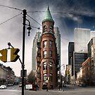 Flatiron building in Toronto -2 by alopezc72