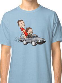 Leonard and Sheldon Classic T-Shirt