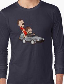 Leonard and Sheldon Long Sleeve T-Shirt