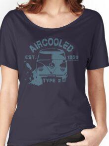 Classic Camper Van T-Shirt Women's Relaxed Fit T-Shirt