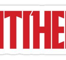 Antihero #2: Ant-Man Sticker