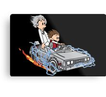 Great Scott !!! Metal Print