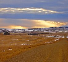 Warm Front on the Prairies by tarenjane