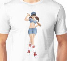 Baseball Babe Unisex T-Shirt