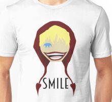 """Corazon Full Toothed """"Smile"""" Unisex T-Shirt"""
