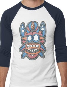 Magic Mumbo Man Men's Baseball ¾ T-Shirt