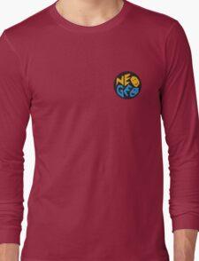 NEOGEO SNK Long Sleeve T-Shirt