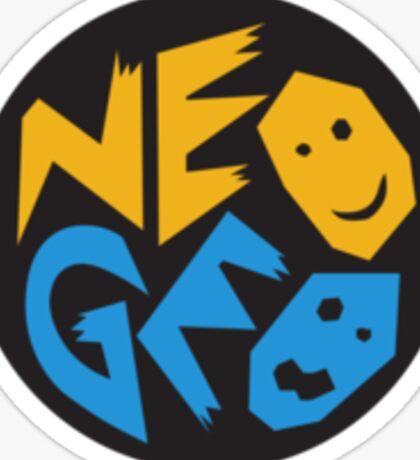 NEOGEO SNK Sticker
