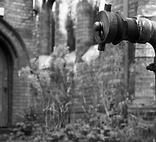 At St Martin's Church, Bedford by fotdmike