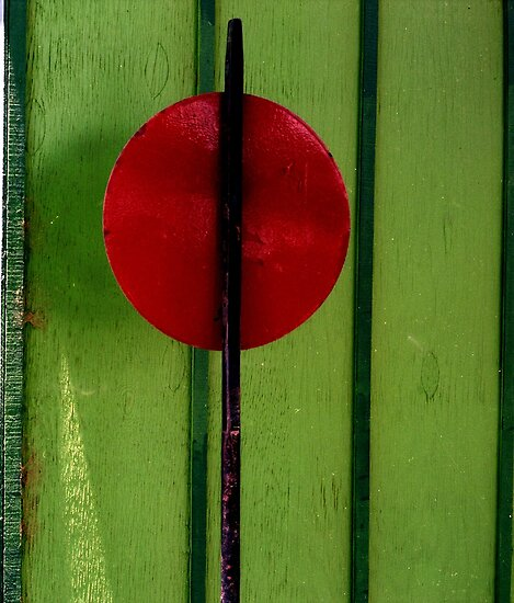 Red on Green - Perris CA by Larry3