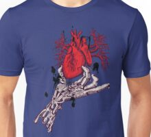 heart in my hand Unisex T-Shirt