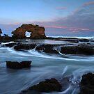 Back Beach Mornington Peninsula' by Donovan wilson