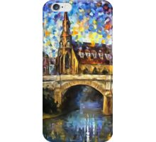 Castle by the River iPhone Case/Skin